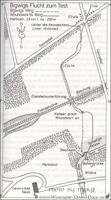 Bigwigs Flucht zum Test (Karte aus dem Buch)